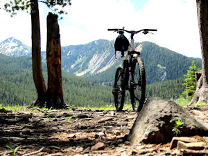 Hyalite to South Cottonwood Trail Bozeman Montana