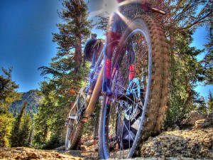 Cold Creek to Star Lake to Armstrong Pass down Corral Trail Lake Tahoe