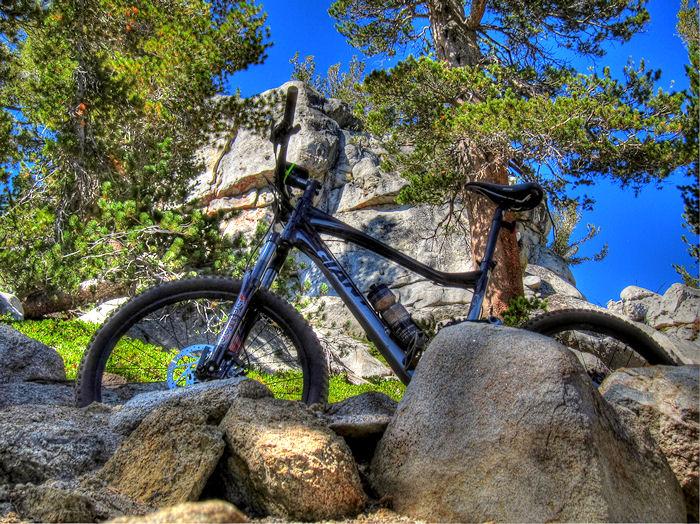 Armstrong Saxon Creek and Mr Toads Wild Ride Lake Tahoe