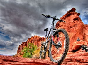 Hidden Valley and Moab Rim Trail