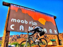 Moab Rim Campark