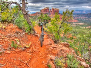 Highline Trail Sedona
