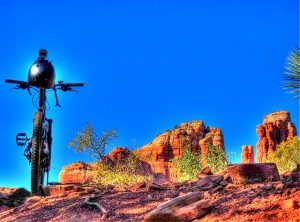 Mountain Biking Sedona part 1