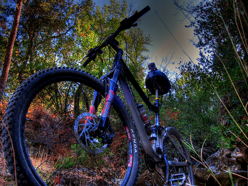 Henry W Coe State Park Mountain Biking