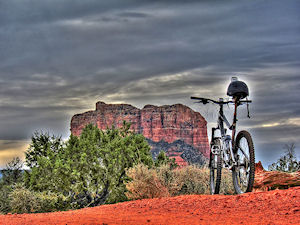 Highline Trail Sedona 2011