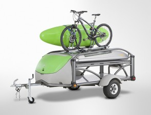 GO the coolest lightweight camper for thrillseekers