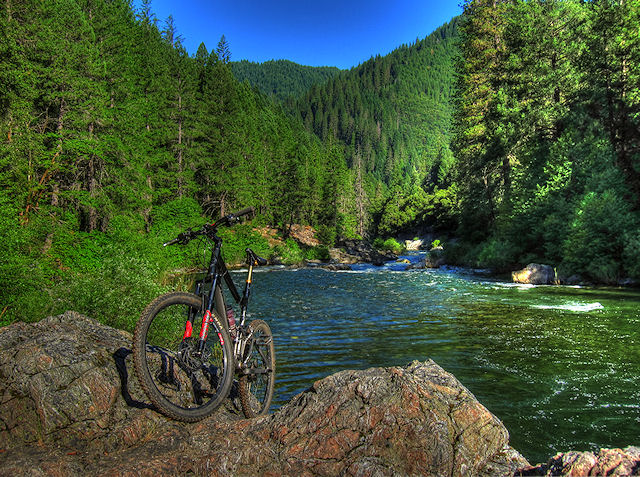 North Yuba River Trails - Downieville